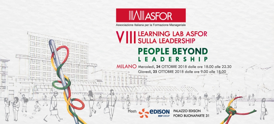 VIII Learning Lab ASFOR sulla Leadership